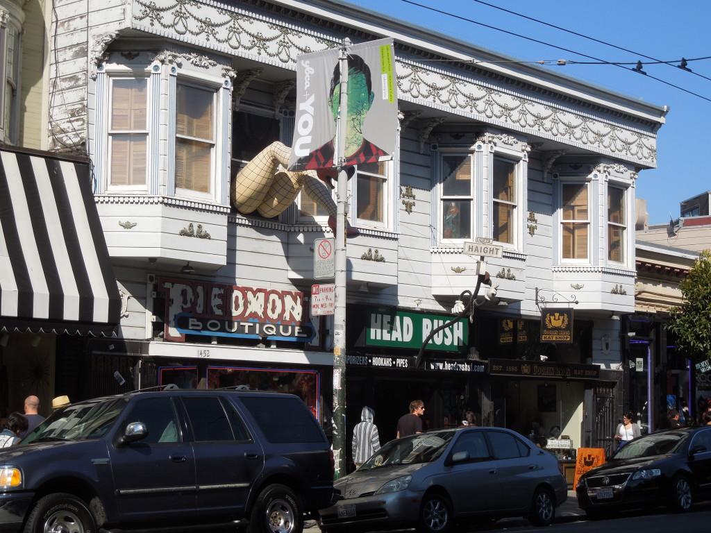 Haight Street, San Francisco